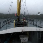 HMS Barkley from Ucluelet to Port Alberni